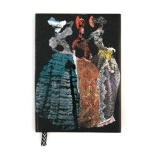 Christian LaCroix Heritage Collection Les Madones A6 Layflat Notebook, Diary Book