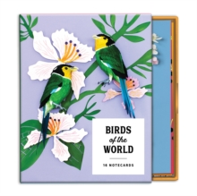 Birds of the World Greeting Card Assortment, Cards Book