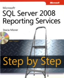 Microsoft SQL Server 2008 Reporting Services Step by Step, Mixed media product Book