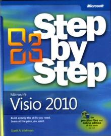 Microsoft Visio 2010 Step by Step, Paperback Book