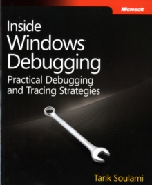 Inside Windows Debugging, Paperback / softback Book