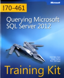 Querying Microsoft (R) SQL Server (R) 2012 : Training Kit (Exam 70-461), Mixed media product Book