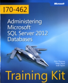 Administering Microsoft (R) SQL Server (R) 2012 Databases : Training Kit (Exam 70-462), Mixed media product Book