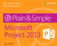 Microsoft Project 2013 Plain & Simple, PDF eBook