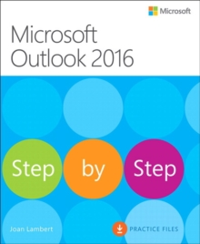 Microsoft Outlook 2016 Step by Step, Paperback Book