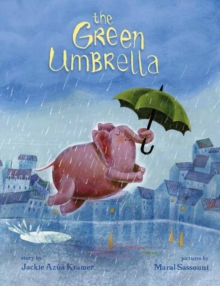 The Green Umbrella, Hardback Book