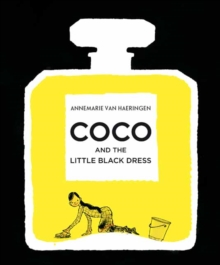 Coco and the Little Black Dress, Hardback Book