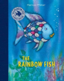 The Rainbow Fish, Hardback Book