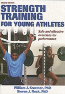 Strength Training for Young Athletes, Paperback Book