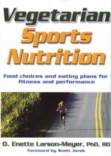 Vegetarian Sports Nutrition, Paperback Book