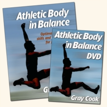 Athletic Body in Balance Book/DVD Package, Mixed media product Book