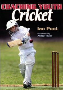 Coaching Youth Cricket, Paperback Book