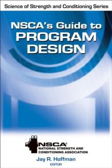 NSCA's Guide to Program Design, Hardback Book