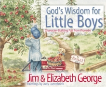 God's Wisdom for Little Boys : Character-building Fun from Proverbs, Hardback Book