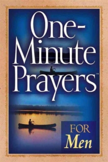 One-Minute Prayers for Men, Paperback Book