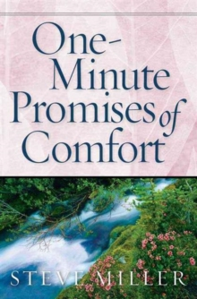 One-Minute Promises of Comfort, Paperback Book