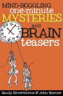 Mind-boggling One-minute Mysteries and Brain Teasers, Paperback Book