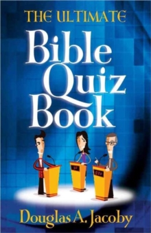 The Ultimate Bible Quiz Book, Paperback Book