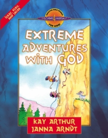 Extreme Adventures with God : Isaac, Esau, and Jacob, EPUB eBook