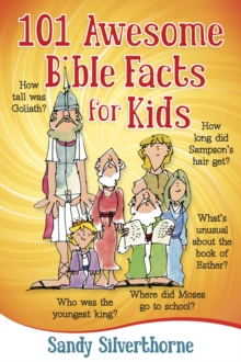101 Awesome Bible Facts for Kids, EPUB eBook