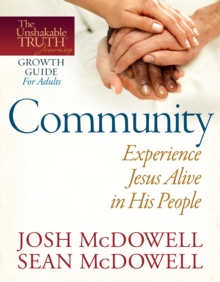 Community--Experience Jesus Alive in His People, EPUB eBook