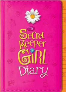 My Secret Keeper Girl Diary, Paperback Book