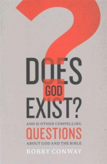DOES GOD EXIST, Paperback Book