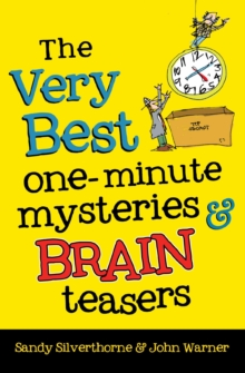 The Very Best One-Minute Mysteries and Brain Teasers, EPUB eBook