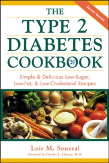 The Type 2 Diabetes Cookbook, Paperback / softback Book