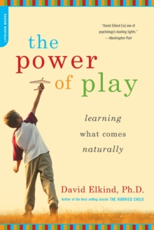 The Power of Play : Learning What Comes Naturally, Paperback / softback Book