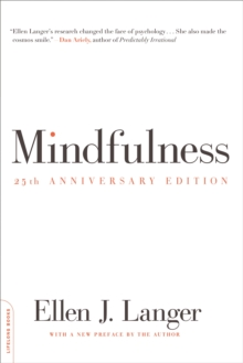 Mindfulness, 25th anniversary edition, Paperback Book