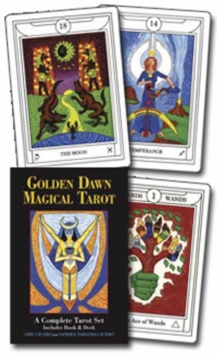 Golden Dawn Magical Tarot, Kit Book