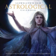 Astrological Calendar 2018 : 85th Edition of the World's Best Known, Most Trusted Astrology Calendar, Calendar Book