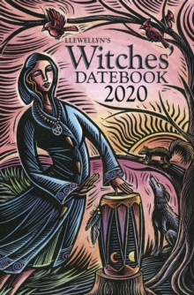 Llewellyn's 2020 Witches' Datebook, Spiral bound Book