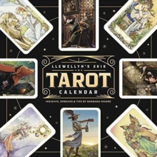 Tarot Calendar 2018 : Insights, Spreads, and Tips, Calendar Book