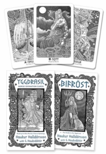 Yggdrasil : Norse Divination Cards, Kit Book