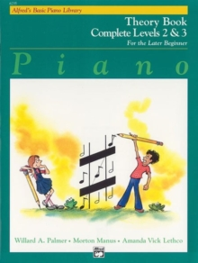 ALFREDS BASIC PIANO COURSE THEORY BOOK C, Paperback Book