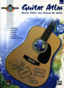 GUITAR ATLAS VOL 1 BKCD, Paperback Book