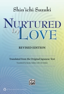 NURTURED BY LOVE REVISED EDITION, Paperback Book