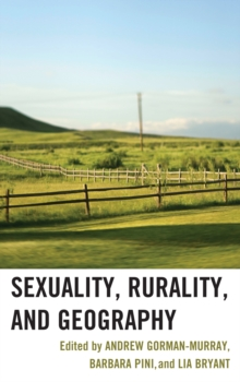 Sexuality, Rurality, and Geography, EPUB eBook