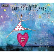HEART OF THE JOURNEY DELUXE CALENDAR 17,  Book