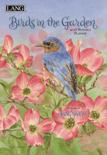 BIRDS IN THE GARDEN MONTHLY EGMT D,  Book