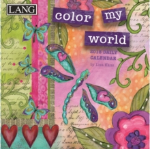 COLOR MY WORLD B,  Book