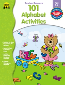 101 Alphabet Activities, Ages 3 - 6, PDF eBook