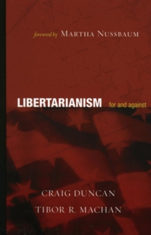 Libertarianism : For and Against, EPUB eBook