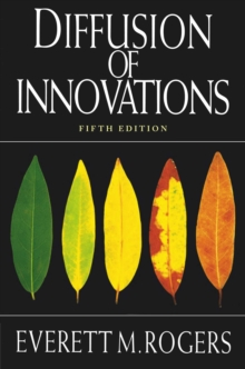 Diffusion of Innovations, 5th Edition, EPUB eBook