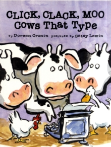 Click, Clack, Moo - Cows That Type, Paperback / softback Book