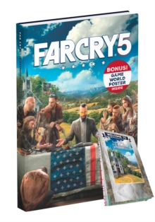 Far Cry 5, Hardback Book