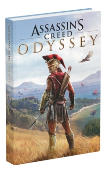 Assassin's Creed Odyssey : Official Collector's Edition Guide, Hardback Book