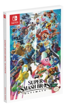 Super Smash Bros. Ultimate, Paperback / softback Book